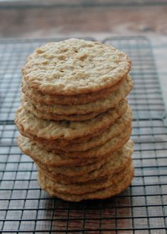 You won't be able to stop with just one of these Chewy Oatmeal Coconut Cookies! The house smells amazing! Yummie! Used margarine instead and we're still amazing!