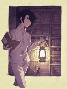 Ray (レイ) The Promised Neverland Fanarts Anime, Anime Characters, Manga Anime, Anime Art, Dark And Twisted, Poses References, Anime Life, Anime Kawaii, Neverland