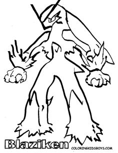 Pokemon Coloring Pages Blaziken From The Thousands Of Photographs On Web With Regards To Selects Very Best