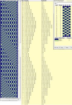 Diseño diagonal, 24 tarjetas, 2 colores, repite dibujo cada 40 movimientos  // sed_31 ༺❁