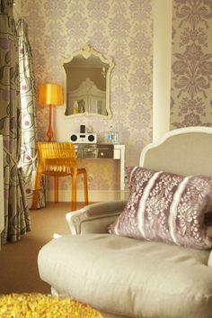 Romantic Suite, Seductively designed, opulent, detailed furnishings, extravagant taste Furniture, Room, Suites, Romantic Hotel, Romantic Hotel Rooms, Home Decor, Chaise Lounge, Furnishings, Hotels Room