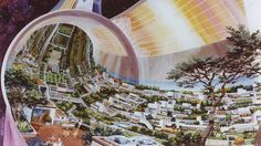 NASA's Psychedelic Concepts From The 1970s Are Still Inspiring Today  http://www.fastcodesign.com/1669597/nasas-psychedelic-concepts-from-the-1970s-are-still-inspiring-today
