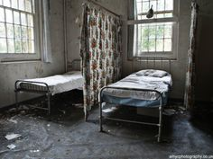abandoned mental asylum | Tumblr