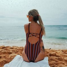 """534 Likes, 3 Comments - RVCA Australia & New Zealand (@rvca_ausnz) on Instagram: """"The 'Tidal One Piece' from our latest RVCA Swim Collection is now in-store at RVCA Byron Bay &…"""""""