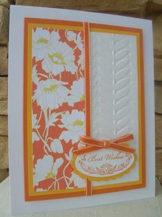 Summer Best Wishes by calmag - Cards and Paper Crafts at Splitcoaststampers