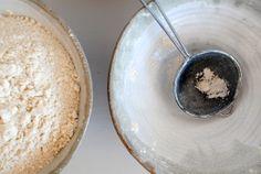 Large Bowls by Anya Large Bowl, Bowls, Oatmeal, Ceramics, Interior Design, Breakfast, Desserts, Food, Serving Bowls