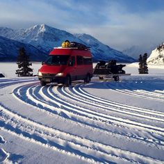 We love solar. And #VanLife. And skiing. So we put a solar power on a Sprinter Van and took it up to Thompson Pass, Alaska for a week of backcountry ski touring.