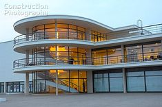De La Warr Pavilion Art deco building Bexhill on Sea England UK Commissioned by the 9th Earl De La W