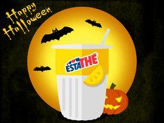 La paura arriva quando finisce #Estathè! #Halloween