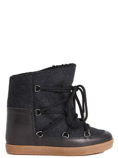 Nowles Cheville Bottes Isabel Marant h5IWDQh
