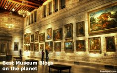 Top 50 Museum Websites And Blogs on the Web