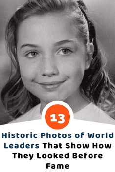 13 Historic Photos of World Leaders That Show How They Looked Before Fame - Girls With Glasses, Relationship Rules, World Leaders, Family Goals, New Pins, Weird Facts, Beauty Make Up, Beautiful Celebrities, Historical Photos