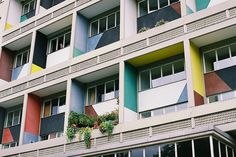 corbusier (I) by no penny for them, via Flickr