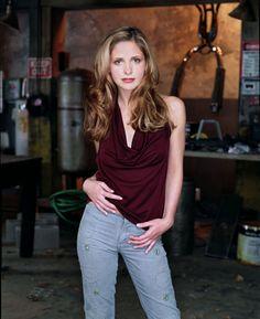 "Buffy The Vampire Slayer S6 Sarah Michelle Gellar as ""Buffy"""