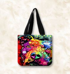 """===================== PRODUCT DESCRIPTION ===================== Custom Tote Bag 02  (2 sides)  A great every day bag to take you through your day!  Product Details Size: 12.2"""" x 11"""" x 3.3"""" This 100% h"""
