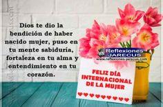 Happy Woman Day, Woman Of God, Happy Heart, Happy International Women's Day, Shapes