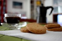 biscotti di kamut (milk free) by Ros@pugliese, via Flickr