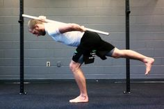 Develop a correct Hip Hinge. Great article! A must read before your next training session.