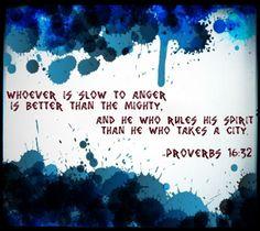 Proverbs 16:32 | Flickr - Photo Sharing!