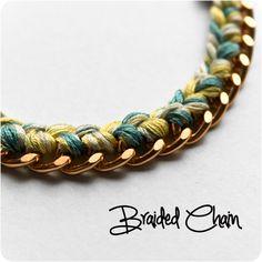 tutorial : braided chain