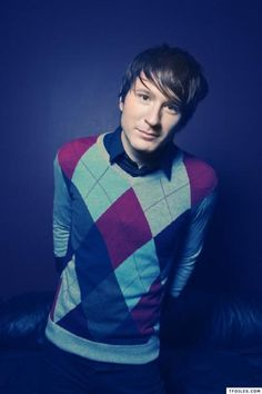 Owl City.. some of the songs make no sense to me, but I still know the words and sing along.