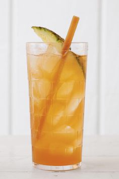 Spiked Lemonade Sweet Tea - Spirited Cocktail Recipes - Southernliving. Spiked with bourbon or rum, this sweet tea is just for the adults. Garnish with fresh sugarcane and pineapple slices for a sophisticated presentation.  Recipe: Spiked Lemonade Sweet Tea