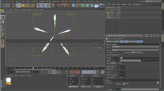 Видеотуториал по Cinema 4d: Создание простой 2д графики (замена shape layers) on Vimeo