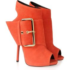 Bootie Women ($1,250) ❤ liked on Polyvore