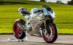 2017 Norton V4 RR and SS Announced