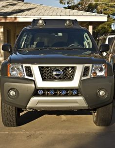 Xoskel Bumper Mouth Brackets 2.5 - Nissan Xterra Forum