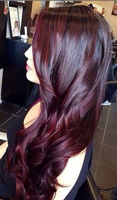 10.Hair Colour for Dark Hair