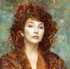 Unseen Kate Bush Photos Will Make You Want To Grow Your Hair And Escape To A 17th Century Farmhouse   HuffPost