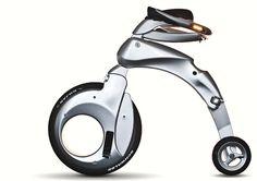 Disponible en exclusiva en Ibushak.com para México, Yike Bike es la bicicleta electrica más ligera del mundo. Diseñada en Nueva Zelanda y con sólo 11.2 kg de peso, este vehículo plegable es ideal para traer en la cajuela y vencer el tráfico urbano.