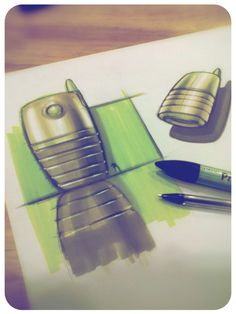 Done with Prismacolor markers...I NEED THOSE MARKERS!!! But why they sooooooo expensive... *tear* :(