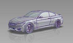 BMW Alias 3D Model