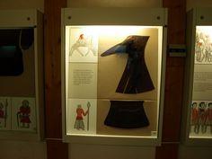 Gugel (hood) from the Wikinger Museum Haithabu
