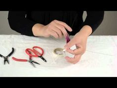 This video will show you how to make the Butterfly,  one of the most popular nylon products.