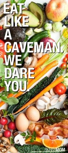 Bringing back the caveman diet!