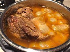 Pulled pork, Instant Pot