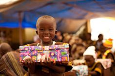 You Can Be Part of Changing Lives by Giving a Simple Shoebox Gift