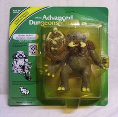 dungeons and dragons toy figures 80s - Google Search