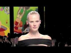 Stella McCartney Spring/Summer 2009 - Full Show [Crystal Quality and Mul...