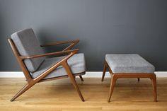 un fauteuil dans la cour: Poul Jensen