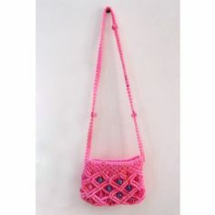 http://www.shopclues.com/macrame-baby-purse.html