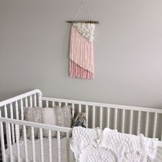 *NEW* to the #PNshop - we're so excited to introduce these ombre wall weavings, which are SO on-trend and perfect for those nursery walls.