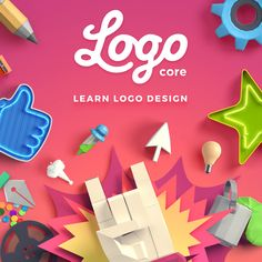 Start learning logo design with our best-selling Masterclass - join our class today! www.logocore.com/masterclass