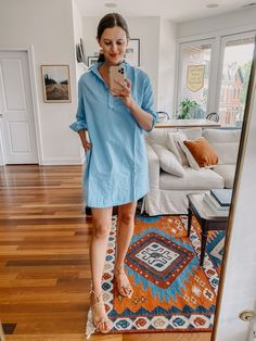 Dress And Sneakers Outfit, Casual Dress Outfits, Summer Dress Outfits, Cool Outfits, Everyday Dresses, Everyday Outfits, Everyday Fashion, Post Baby Fashion, Simple Summer Outfits