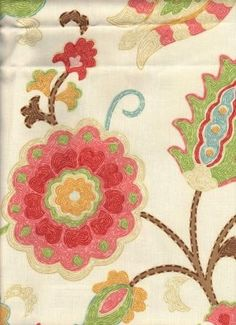 Razzy Azalea - www.BeautifulFabric.com - upholstery/drapery fabric - decorator/designer fabric