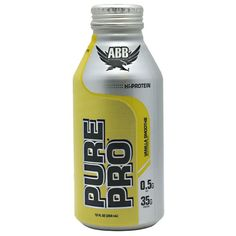 Pure Pro 35 HiProtein RTD 1212 oz Van Smoothie >>> Read more reviews of the product by visiting the link on the image-affiliate link. #ProteinDrinks