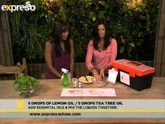 Eco Diva :Natural Tile Cleaner (28.3.2013) - YouTube